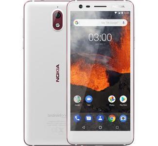"Nokia 3.1 2018 - 6"" - 2GB RAM - 16GB ROM - Dual Sim - Black - 4G LTE"