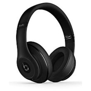 Beats Studio Wireless On-Ear Headphones 2.0 - Matte Black
