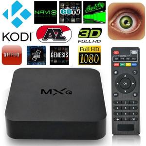 OTT Android Operating System TV Box