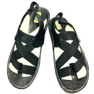 70% OFF New Sports Stylish Women's Black Sandal With Straps for Style & Comfort (Same Product Will Deliver)