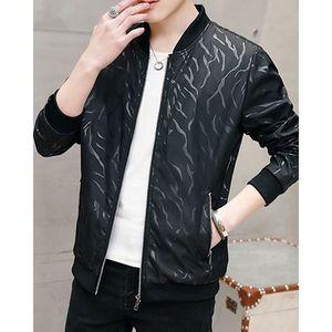 IDOL Fashion New Classic Fashion Black Bomber Jacket for Men. IFS-BJ4