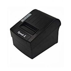 speed-x Original Thermal Receipt Printer X200 USB+RS232 - Black