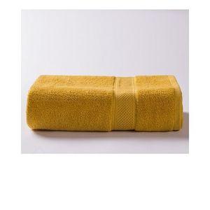 HTE-003 - Bath Towel - Yellow