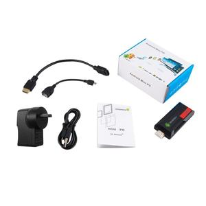 HD 4K Mini PC TV Stick 2G+16G Quad Core Smart Dongle for Android