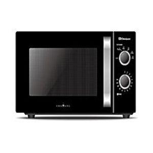 DawlanceDW-374 - Microwave Oven - Black & Silver