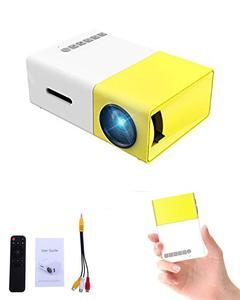 Mini Projector Portable LED YG-300 Home Cinema