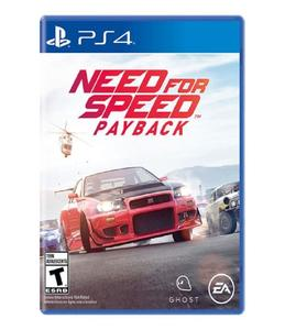 Sony Playstation 4 Dvd Need For Speed Payback Ps4 Game