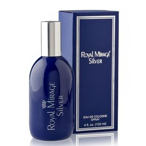 Royal Mirage Silver Perfume For Men - 120ml