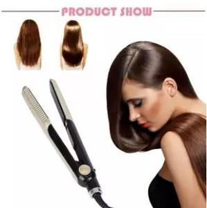 Fashionable design Imported Kemei (KM-470) Professional Hair Straightener Ceramic Steam Flat Iron Hair Care Hair Beauty Tool