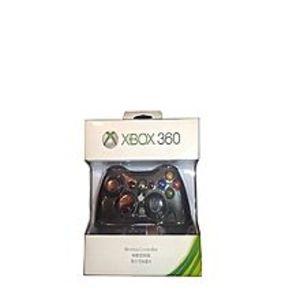 XboxWireless Controller for Xbox360- Black