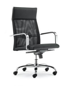 Cm-F80As Manager Chair - Black