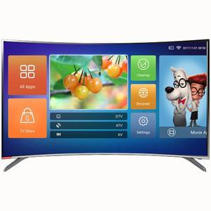 "UD55F7300i, 55"" inch, 4K-UHD Curved, Smart TV"