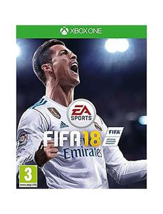XBOX ONE DVD FIFA 18 STANDARD EDITION XBOX ONE GAME