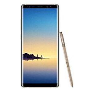 "SamsungGalaxy Note 8 - 6.3"" - QHD+ - 6GB RAM - 64GB ROM - Maple Gold"