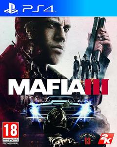 PLAYSTATION 4 DVD MAFIA 3 PS4 GAME