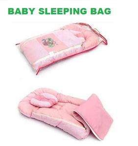 Infant Baby Sleeping Bag - Pink