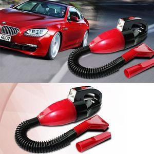 Car Vacuum Cleaner High Power, HOTOR Vacuum for Car, Best Car Vacuum, Handheld Portable Auto Vacuum Cleaner.Red Car Vacuum Cleaner Vehicle Home Auto Dust Clean