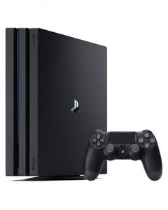 Sony PlayStation 4 Pro One - 1TB - Black - Region 2