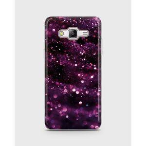 Samsung Galaxy Grand Prime Plus Soft Cover Lilac Sparkles - 1cover560