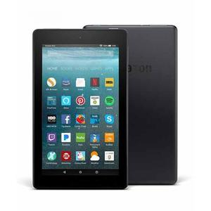 "Amazon Fire 7 Tablet (7"" display, 8 GB) - Black- ( Generation - 7th)"