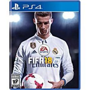 Electronic Arts FIFA 18 - Standard Edition - Reg. 2 - PlayStation 4