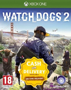 Watch Dogs 2 Xbox One Game Key