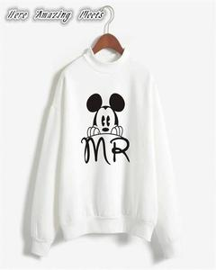 MR Printed Sweat Shirt For Him