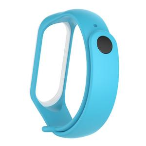 Heaven Light Silicone Watch Band Bracelet Wrist Strap Replacement for Xiaomi Mi Band 3