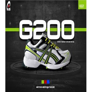 AS Sports G200 - Cricket Shoes