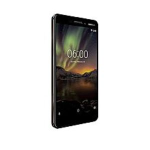 Nokia6.1  5.5-Inch IPS (4GB, 64GB ROM) Android 7.1 Nougat, 16MP + 8MP Hybrid Dual SIM LTE Smartphone - Black & Copper