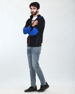 BUKC hoodies new fashion zipper hoodies