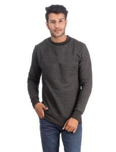 Charcoal Grey Sweatshirt For Him