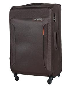 Troy Spinner Travel Bag 70cm - Choco Brown