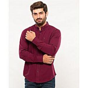 DenizenButton Down Cotton Shirt for Men- Special Online Price