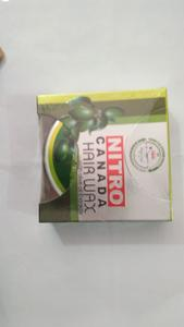 Original Nitro Hair Styling Gel For Men - Olive Oil Extracts (Imported)