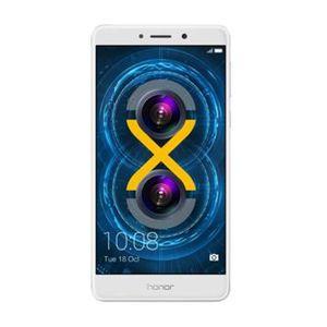 Huawei Honor 6x - 5.5 - 32GB HDD - 3GB RAM - 12 MP Camera - Silver - 4G LTE