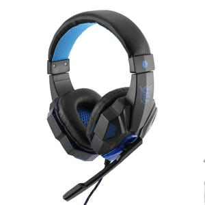 SY830MV Gaming Headset with Mic-Sound Headphone LED Lights for PS4/XBOX-ONE