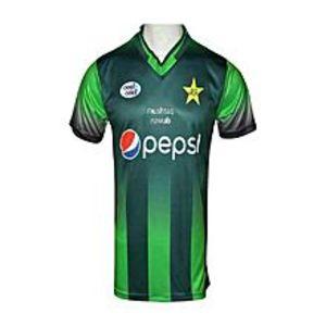 Hafiz SportsPakistan Cricket Team New Shirt 2018 Full Sleaves