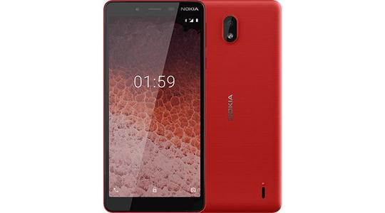 Nokia 1 Plus Mobile Phone - 5.45  IPS LCD Display - 1GB RAM - 8GB ROM Red