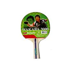 HS CollectionButterfly Table Tennis Racket Single Piece
