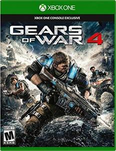 Gears of War 4 Xbox One + Win 10 PC [Game Key]