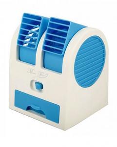 USB Cooler Shape Fan - Blue