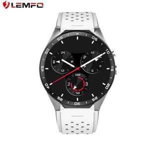 LEMFO KW88 Pedometer Heart Rate Monitor GPS Smart Watch for iOS Android