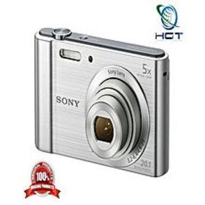 Sony Digital Camera 20.1 MP Silver (R)