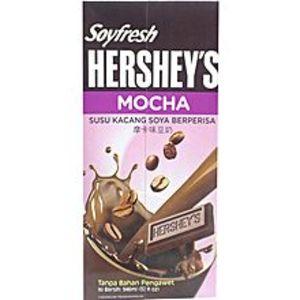 HersheysSoyfresh Chocolate Milk