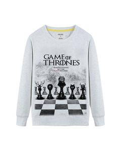 Ace - Grey Game of Throne Fleece Sweat Shirt for Him