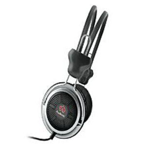 AudionicMax 50 On-Ear Headphone Headphone - Black