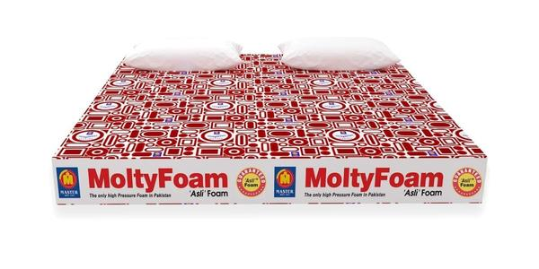MoltyFoam Mattress