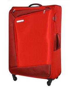 Vienna Spinner Suitcase 55cm - Red