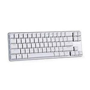 Qisan MagicForce Mechanical Anti-Ghosting Gaming Keyboard - White